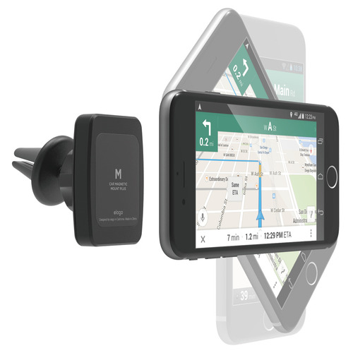 M Car magnetic mount plus- Black
