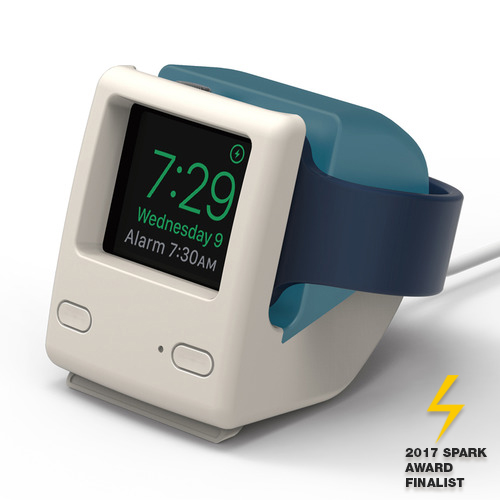 W4 Stand for Apple watch (1,2,3,4 세대 공용)- Aqua Blue