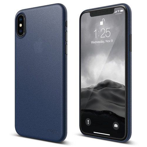 IPhone X Inner Core case - Jean Indigo