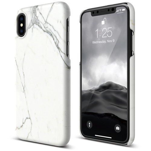 SX Slim Fit 2 case for iPhone X - Marble