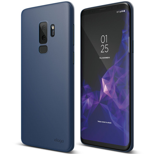 Galaxy S9 Plus Origin Case - Jean Indigo