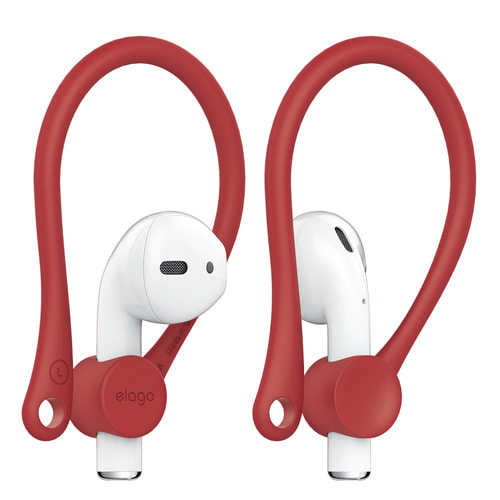 Airpods Ear Hook / Red