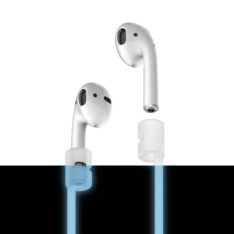 Airpods Strap / Nightglow Blue (야광블루)