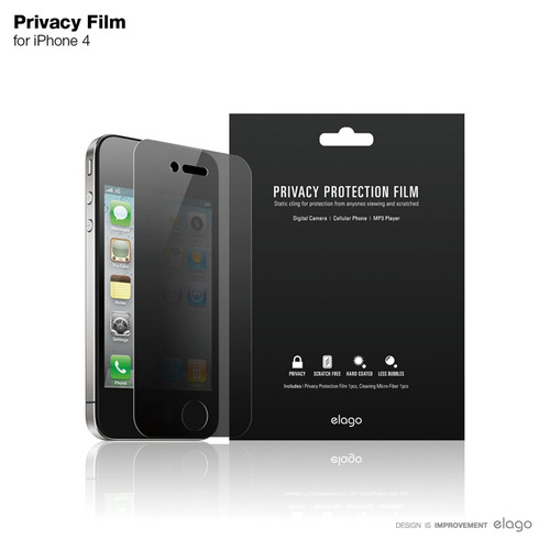 iPhone 4G Premium Privacy Film