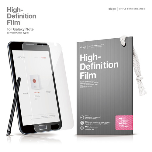High Definition Film (for galaxy note)