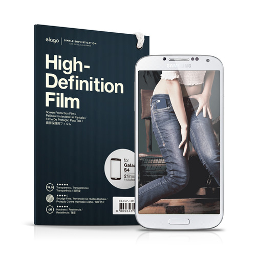 High Definition Film for Galaxy S4