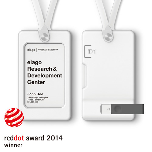[B2B]iD1 USB ID Card Holder