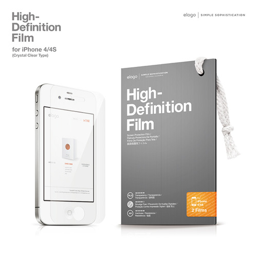 HD Professional Film (for iPhone 4/4S겸용)